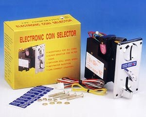 CL-009TH Electronic Coin selector