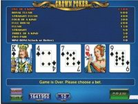 7 LUCK (CROWN POKER)