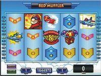 7 LUCK (RED MUFFLER)