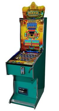 CL-1602W Maya Pinball (5-6-7 Ball)